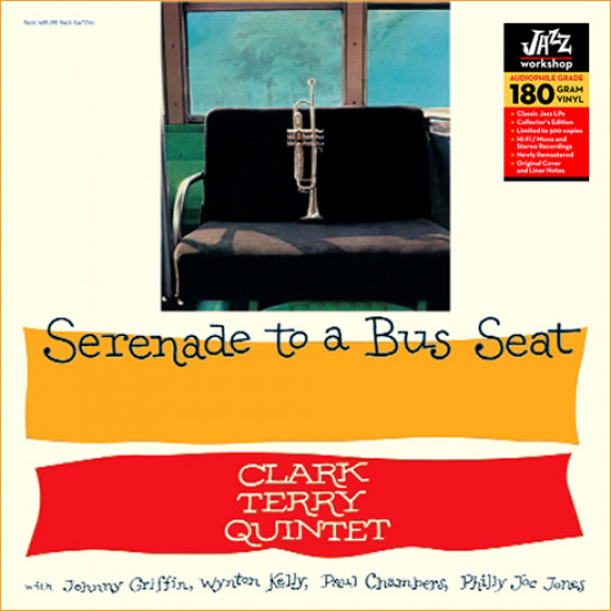 Serenade to a Bus Seat (Audiophile 180gr. HQ Vinyl)