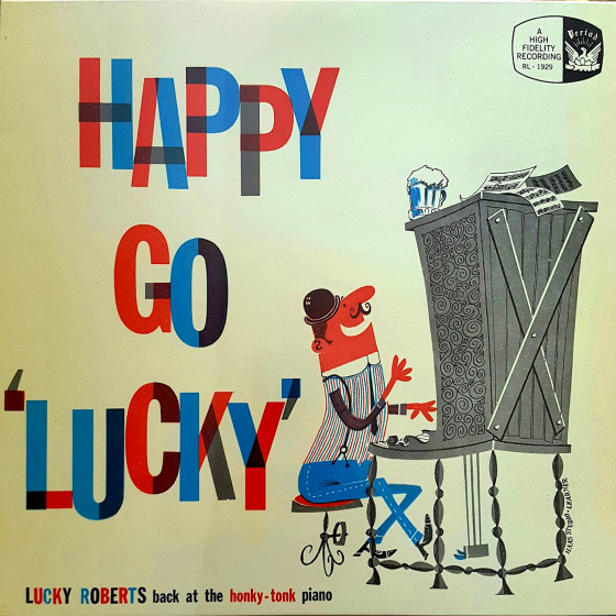 Happy Go Lucky (Vinyl)