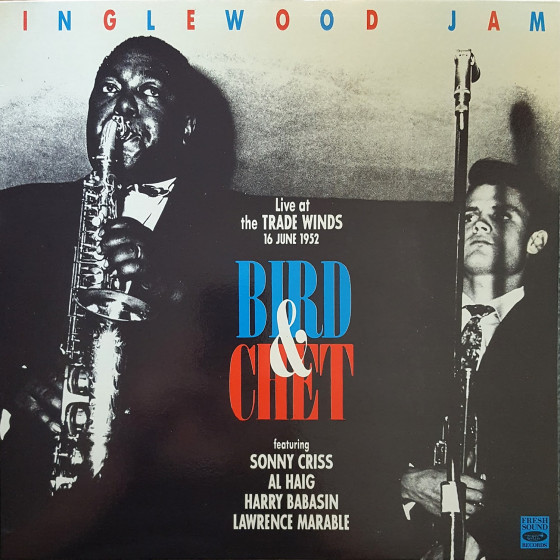 Inglewood Jam · Live at the Trade Winds (Vinyl)