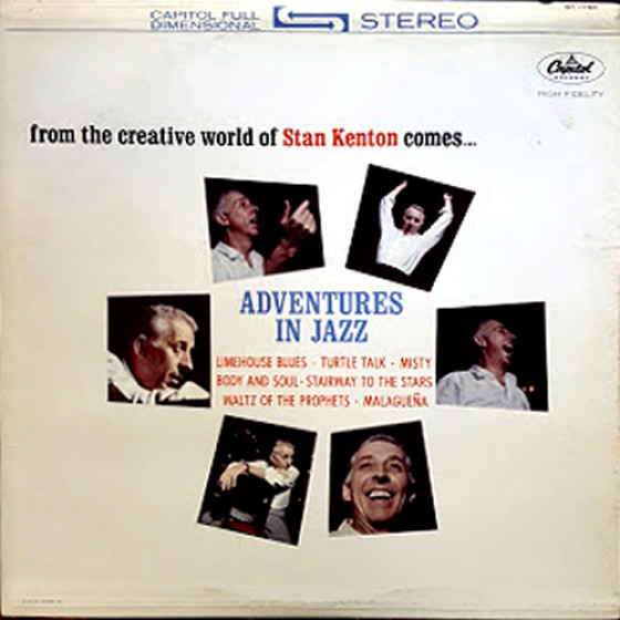 Adventures in Jazz (Vinyl)