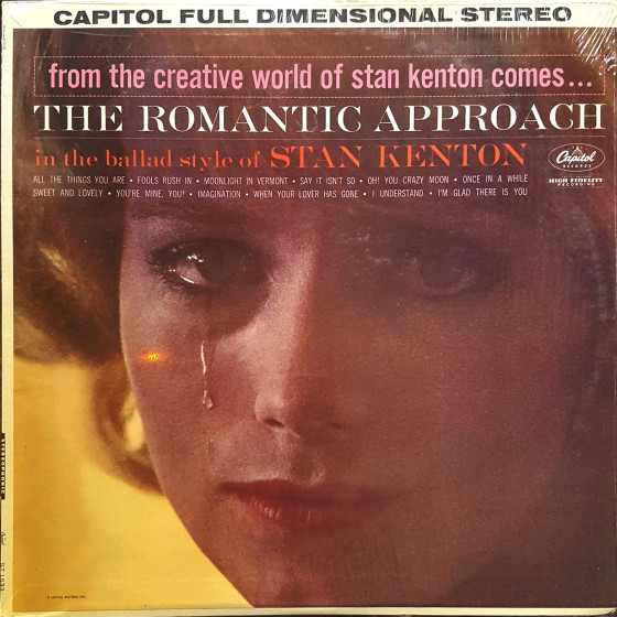 The Romantic Approach (Vinyl)