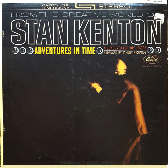 Adventures in Time (Vinyl)