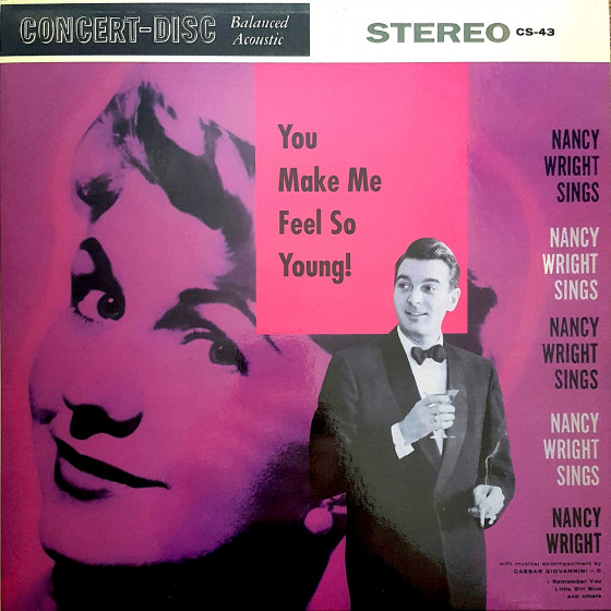 You Make Me Feel So Young! (Vinyl)