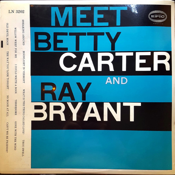 Meet Betty Carter and Ray Bryant (Vinyl)