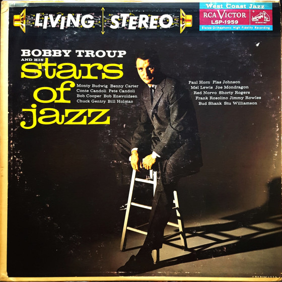 And His Stars of Jazz (Vinyl)