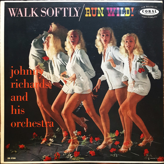 Walk Softly / Run Wild! (Vinyl)
