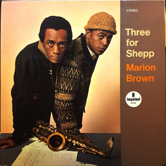 Three For Shepp (Vinyl)