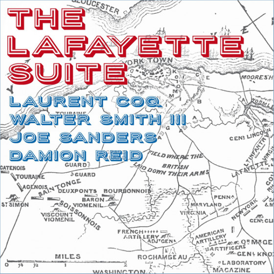 The Lafayette Suite (Digifile)