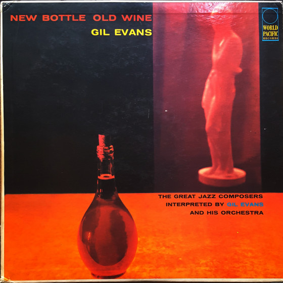 New Bottle Old Wine (Vinyl)