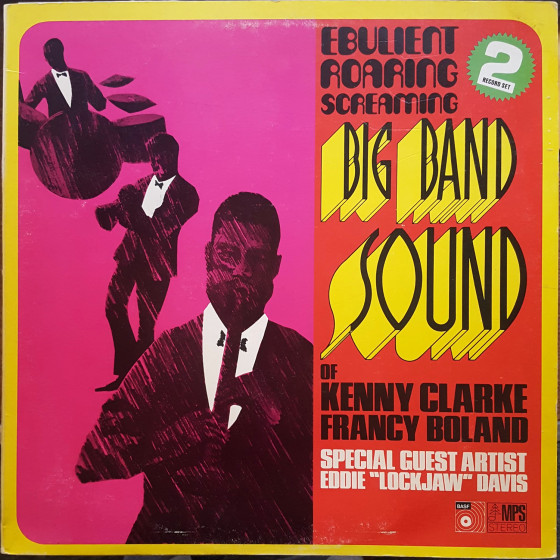 Big Band Sound of Kenny Clarke, Francy Boland (Vinyl)