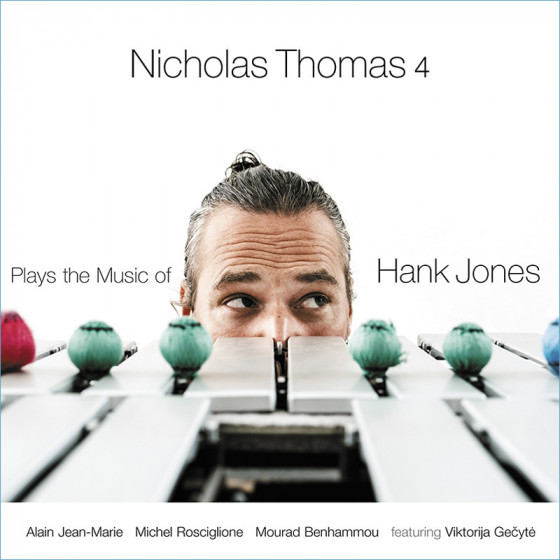 Plays the Music of Hank Jones (Digipack)