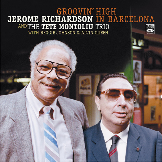 Groovin' High in Barcelona, with the Tete Montoliu Trio