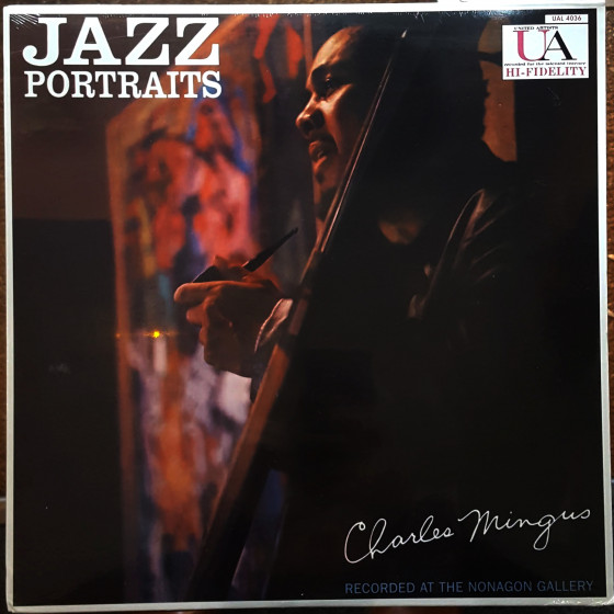 Jazz Portraits (Vinyl)