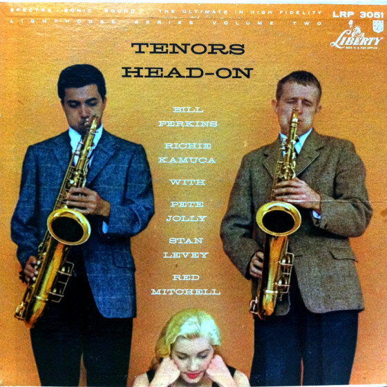 Tenors Head-On (Vinyl)