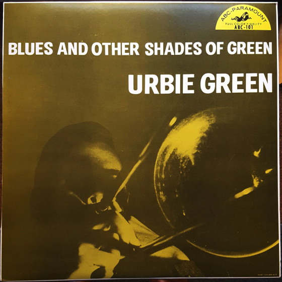 Blues and Other Shades of Green (Vinyl)
