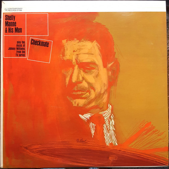 """Shelly Manne & His Men Play """"Checkmate"""" (Vinyl)"""