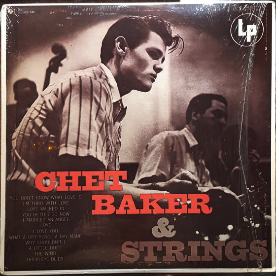 Chet Baker and Strings (Vinyl)