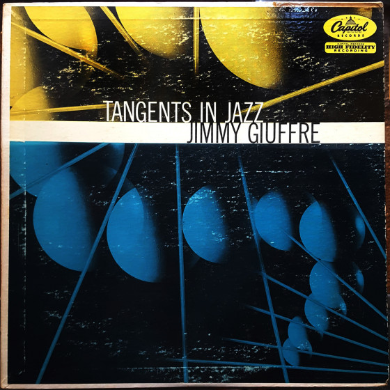 Tangents in Jazz: The Jimmy Giuffre Four (Vinyl)