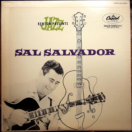 Kenton Presents Jazz · Sal Salvador (Vinyl)