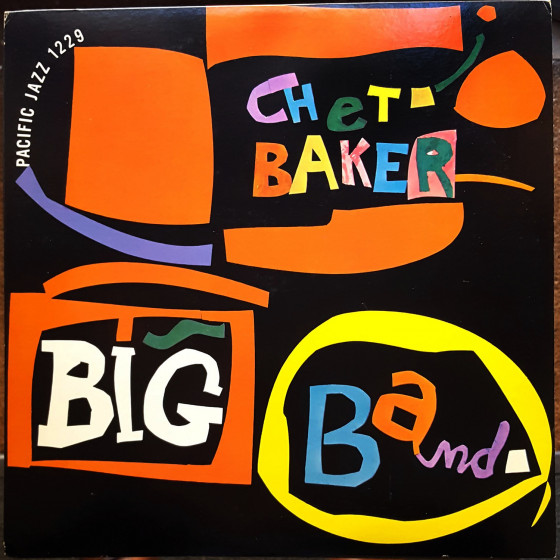 Chet Baker Big Band (Vinyl)