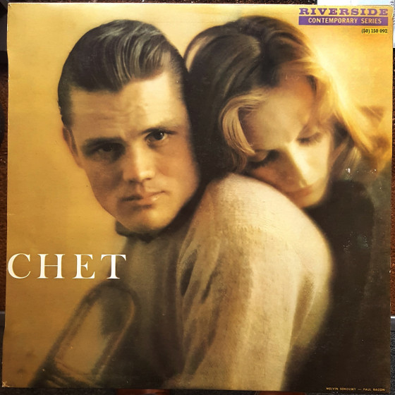 Chet · The Lyrical Trumpet of Chet Baker (Vynil)