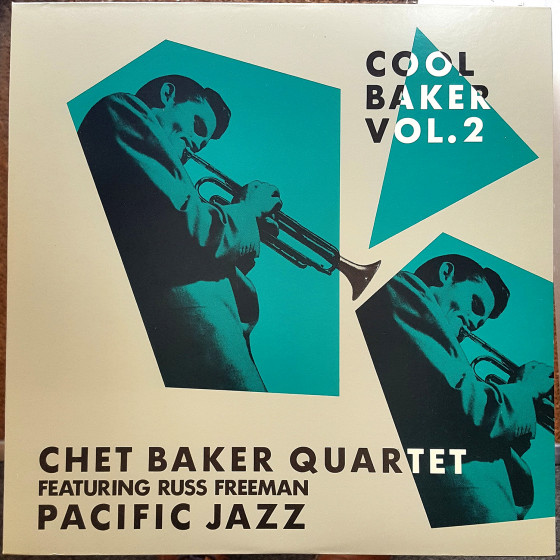 Cool Baker Vol. 2 (Vinyl)
