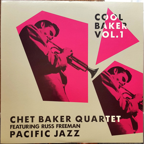 Cool Baker Vol. 1 (Vinyl)
