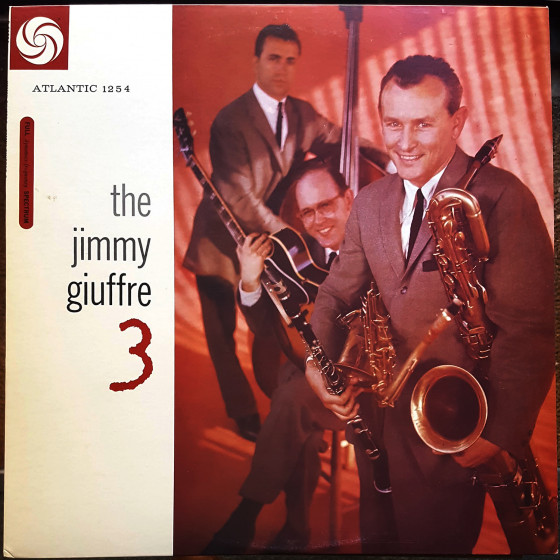 The Jimmy Giuffre 3 (Vinyl)
