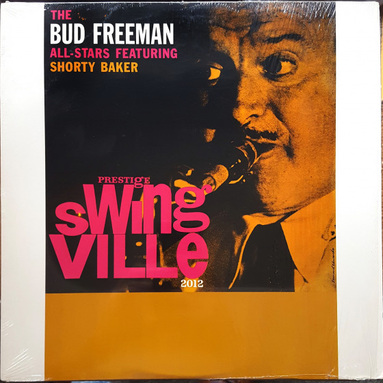 The Bud Freeman All-Stars Featuring Shorty Baker (Vinyl)