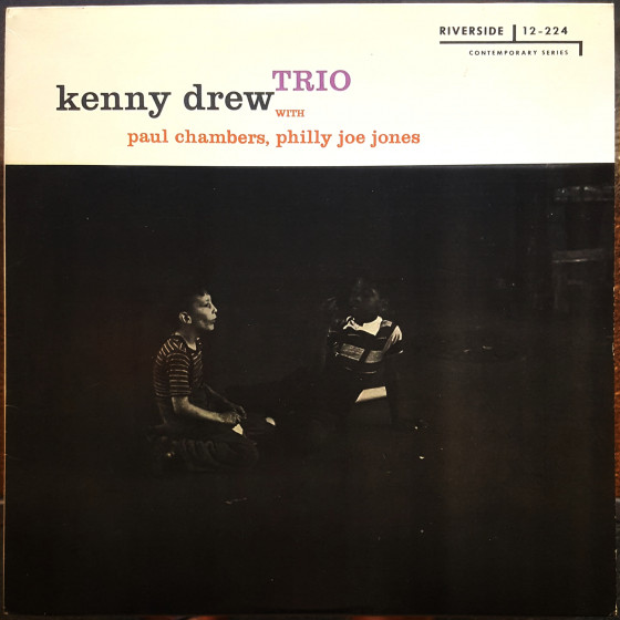 The Kenny Drew Trio (Vinyl)