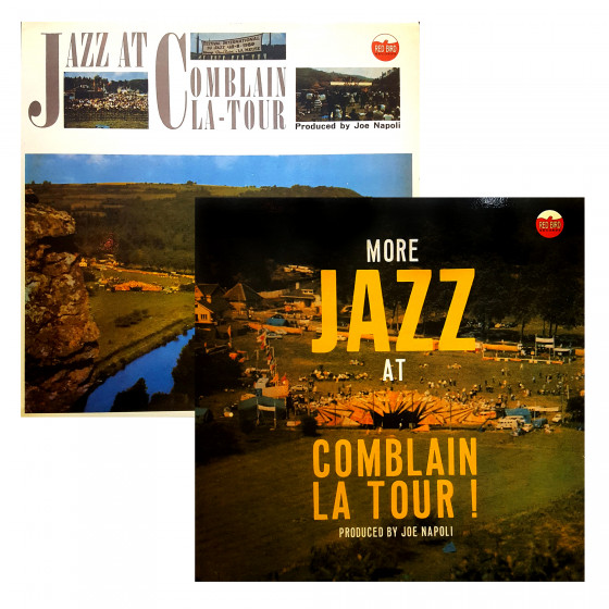 Jazz At Comblain-La-Tour + More Jazz At Comblain-La-Tour (Vinyl) 2-LP Pack