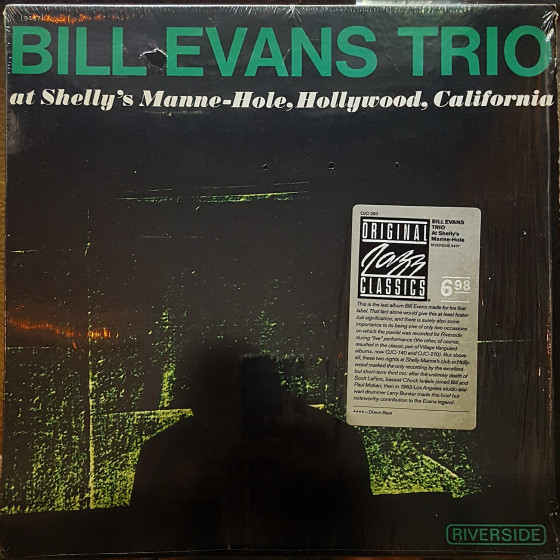At Shelly's Manne-Hole, Hollywood, California (Vinyl)