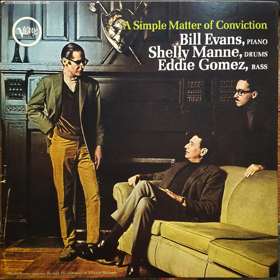 A Simple Matter of Conviction (Vinyl)