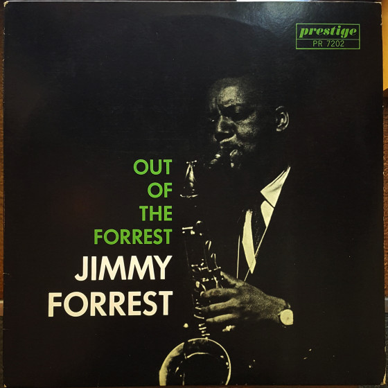 Out of the Forrest (Vinyl)