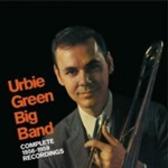 Urbie Green Big Band - Complete 1956-1959 Recordings (2-CDs)