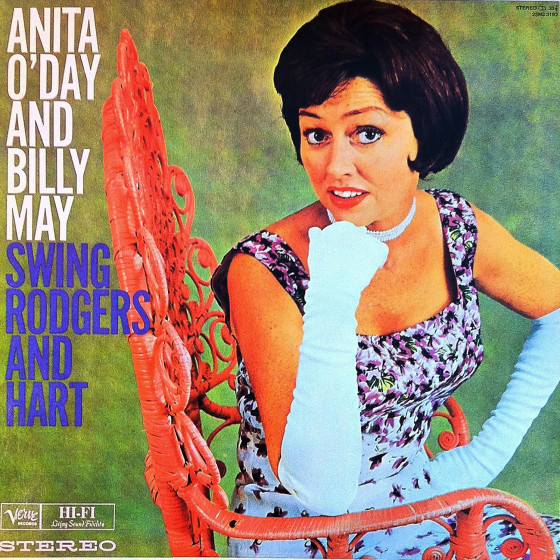 Anita O'Day and Billy May Swing Rodgers and Hart (Vinyl)