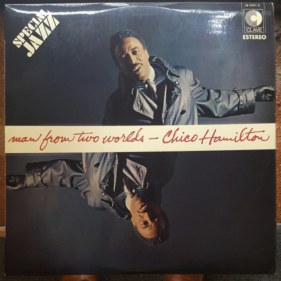 Man From Two Worlds (Vinyl)