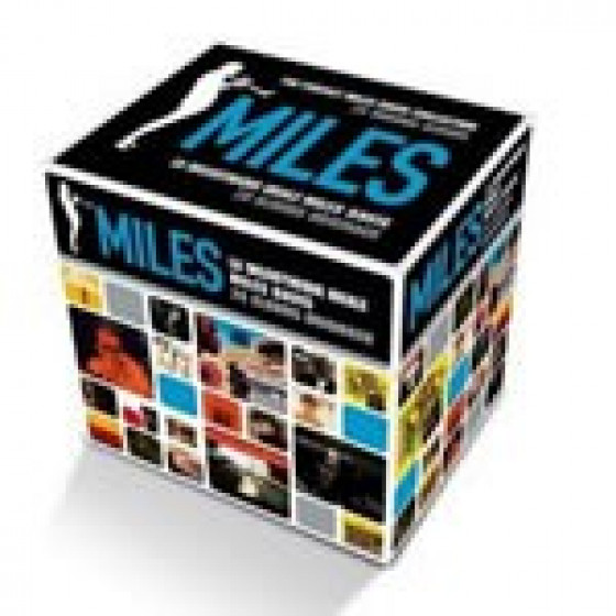 The Perfect Miles Davis Collection - 20 Original Albums (Box Set)