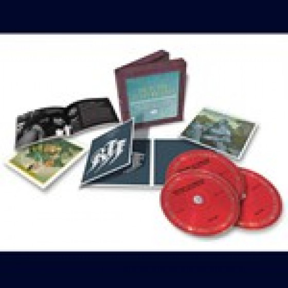 The Complete Columbia Albums Collection (5-CD Box Set)