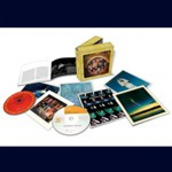 The Columbia Albums 1971-1975 (7-CD Box Set)