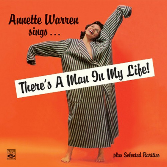 Sings... There's A Man In My Life Plus Selected Rarities (2-CD Set)