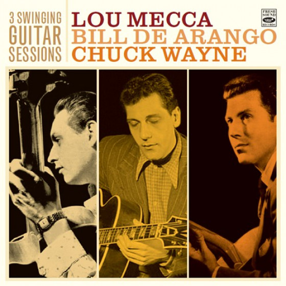 3 Swinging Guitar Sessions (3 10'' on 1 CD)