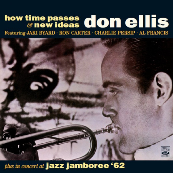 How Time Passes + New Ideas + Jazz Jamboree 1962 (2 LP on 1 CD) + Bonus Tracks