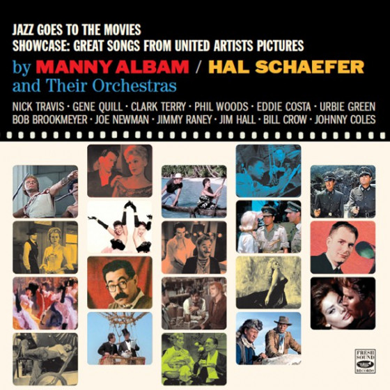 Showcase: Great Songs From United Artists Pictures + Jazz Goes To The Movies (2 LPs on 1 CD)