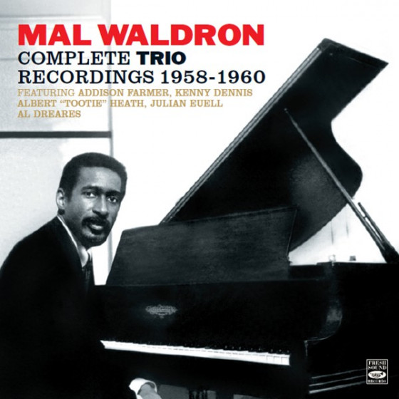 Complete Trio Recordings 1958-1960 (3 LPs on 2 CDs)
