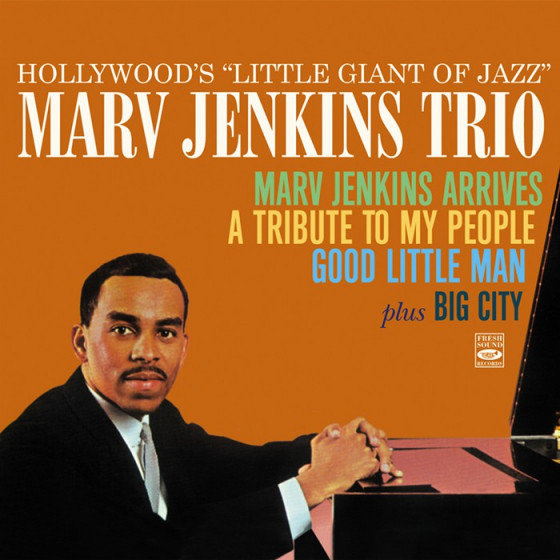 Marv Jenkins Arrives + A Tribute to My People + Good Little Man + Big City (4 LP on 2 CD) + Bonus Track
