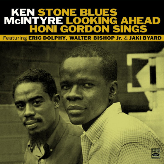 Stone Blues + Looking Ahead + Honi Gordon Sings (3 LP on 2 CD)