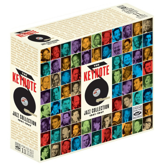 The Keynote Jazz Collection 1941-1947 (11-CD Box Set)