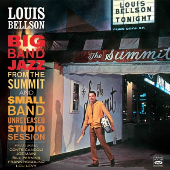 Big Band Jazz From The Summit & Small Band Unreleased Studio Session