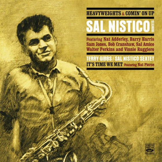 Sal Nistico Quintets (3 LP on 2 CD)